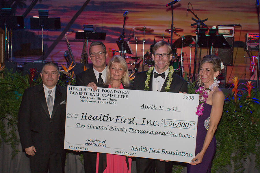 Health First Foundation Benefit Ball 2013